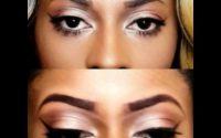 Eyebrows / Sourcils Tutoriel Debutante : Outils + Demo