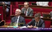 JL Mélenchon donne une petite leçon d'Histoire à Bruno Le Maire