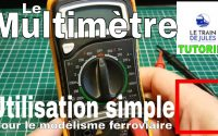 LE MULTIMETRE - TUTORIEL UTILISATION SIMPLE