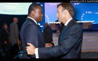 La petite leçon de démocratie d'Emmanuel Macron à Faure Gnassingbé