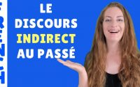Le discours rapporté - le discours indirect au passé - leçon de français