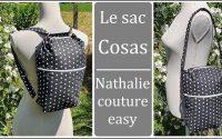 Le tutoriel de mon sac Cosas / nathalie couture easy