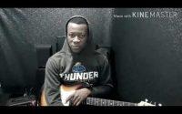 Leçon debutant (le nom des cordes de guitarre)