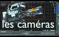 Les Caméras dans Blender 2.83 Français Tutoriel n°8 Svm6  ( caméra orbitale)