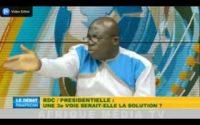 Pdt Banda Kani  Leçon de Géopolitique Face a D  SHEKOMBA Candidat Presidentiel 2018 ok~2