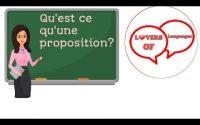 Propositions/phrase simple/phrase complexe/Leçon #15