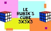 Résoudre le Rubik's Cube 3x3x3 | Méthode pour débutants | [TUTORIEL]