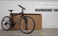 TUTORIEL MONTAGE RIVERSIDE 100 / HOW TO ASSEMBLE YOUR RIVERSIDE 100 // DECATHLON