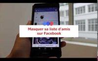 TUTORIEL | Masquer ses amis sur Facebook