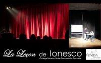 """Théâtre en 4è/3è : """"La Leçon"""" d'Eugène Ionesco"""