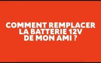 Tutoriel  Ami – 100% ëlectric : Comment remplacer la batterie de mon Ami ?