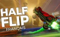 Tutoriel Half Flip – Rocket League FR