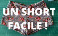 Tutoriel couture facile: comment refaire ton short préféré.