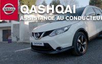 Tutoriel système d'assistance au conducteur - Nissan QASHQAI