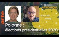 Une leçon de géopolitique du DDC # 06 - Élections en Pologne - Le Dessous des cartes | ARTE