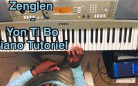 ZENGLEN - YON TI BO ASWÈ A (Piano Tutoriel, Accords + Solo) |Comment Jouer Yon Ti Bo Aswè a Zenglen