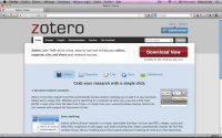 ZOTERO Tutoriel n°5 : Synchronisation de la bibliothèque & Sauvegarde des données