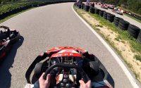 leçon de karting