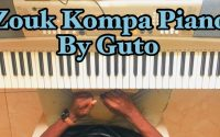 [2020] Zouk Kompa Piano(Tutoriel)  Kompa Zouk Piano Facilement  Comment faire un Beat Zouk Sur Piano
