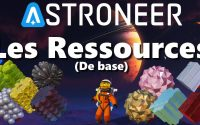Astroneer : Les Ressources, Synthèses Tutoriel & Didacticiel, Xbox One FR.
