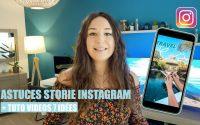 Astuces STORY avec l'application INSTAGRAM (tutoriel 7 idées de stories)