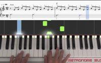 Camille Lellouche - Mais je t aime (Piano tutoriel)