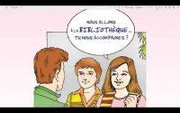 Class 10 Entre Jeunes - Leçon 4 Plaisir de Lire - PART 1