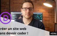 Comment créer un site web professionnel - Tutoriel débutant 2020 - Divi