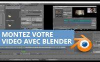 Comment faire du MONTAGE VIDÉO avec BLENDER | #TUTORIEL