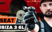 Comment remplacer des rotule de direction sur SEAT IBIZA 3 6L [TUTORIEL AUTODOC]