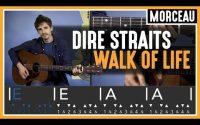 Cours de Guitare : Apprendre Walk of Life de Dire Straits
