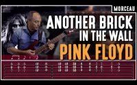 Cours de guitare : apprendre Another Brick In The Wall de Pink Floyd - La rythmique