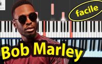 Dadju - Bob Marley - Piano Tutoriel FACILE