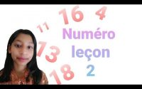 French Number leçon 2