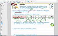 Leçon 3.2 - Déterminer le taux de variation et la valeur initiale d'une relation