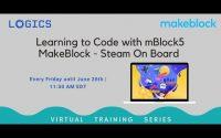 Leçon 4 - Les STIAM en folie grâce à mBlock 5