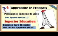 Leçon 7 (Apprendre le Français)