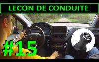 Leçon de conduite #15 - Comment rétrograder une vitesse
