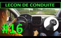 Leçon de conduite #16 - Comment rétrograder une vitesse, levier de vitesses