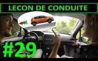 Leçon de conduite #29 - Démarrage en côte avec frein à main