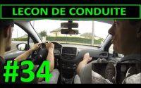 Leçon de conduite #34 - Révision Démarrage en côte