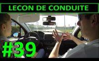 Leçon de conduite #39 - Demi-tour