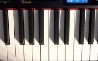 Leçon de piano n°2 : Dièses et bémols sur le clavier