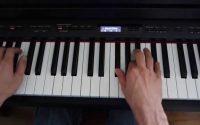 Leçon de piano n°6 : Tutoriel Canon de Pachelbel en D