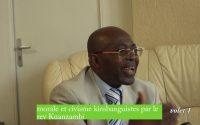 Leçon morale tozongela maloko ya Papa Diangienda réclame le rev Kuanzambi Felix
