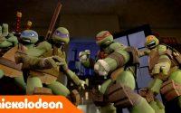 Les Tortues Ninja   Donner une leçon aux Dragons Pourpres   Nickelodeon France