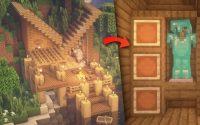 Maison de Survie au Bord de La Mer - Minecraft Tutoriel