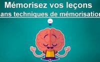 Mémoriser une leçon sans techniques de mémorisation