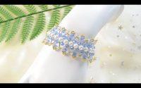 PandaHall tutoriel-bracelet de perles en verre