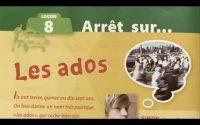 Phần nghe Le Nouveau Taxi 2 | Leçon 8 Arrêt sur... Les ados